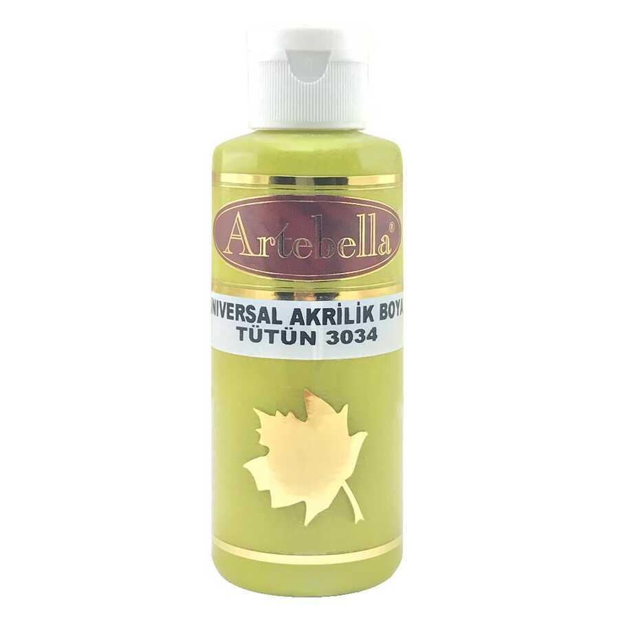 tutun rengi opak boya 130 cc 607258 94 B -Artebella Art & Craft Hobi ve Sanat Ürünleri