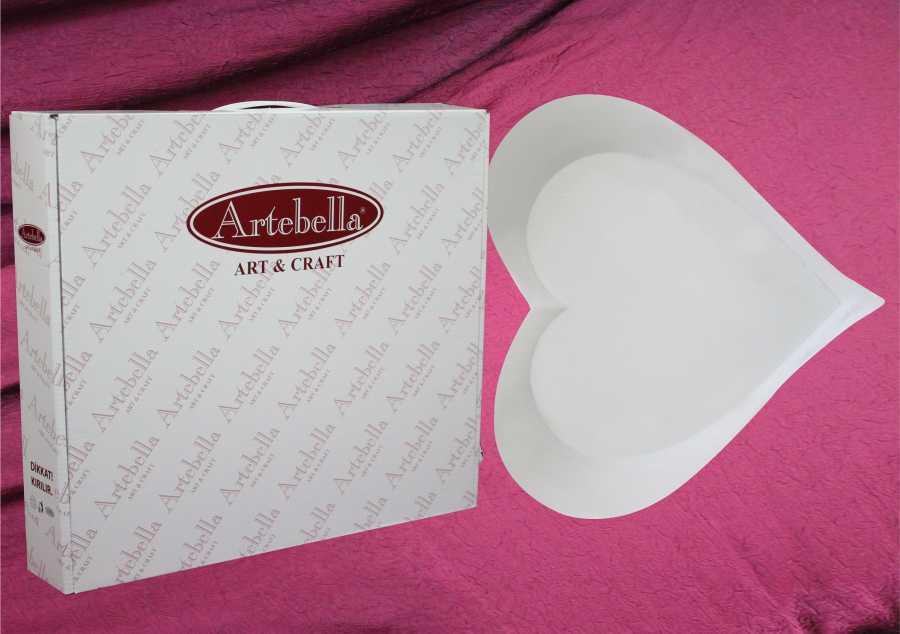 u3215149artebella polyester kalpli tepsi pt010 42x32 cm polyester setleri artebellahtm 593533 32 B