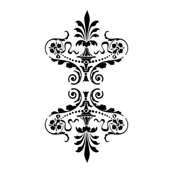 u52630artebella d 12 stencil d serisi 20x30 cm d serisi stenciller 20x30 artebellahtm 609174 52 B