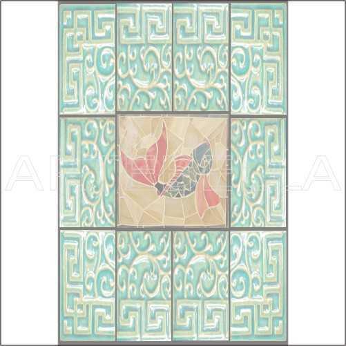 u95845artebella 1565k mozaik transferkoyu zeminde uygulanir23x34cm mozaik seri kolay transfer 23x34 artebellahtm 596585 95 B -Artebella Art & Craft Hobi ve Sanat Ürünleri