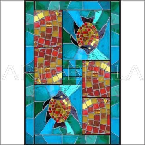u965154artebella 1568v mozaik transferacik zeminde uygulanir23x34cm kolay transfer hayvanlar alemi artebellahtm 598810 96 B -Artebella Art & Craft Hobi ve Sanat Ürünleri
