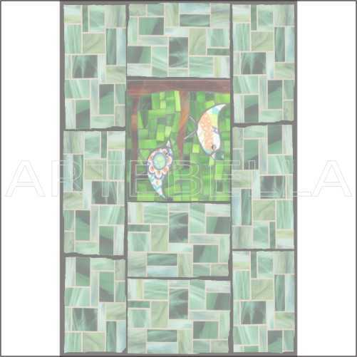 u968154artebella 1570k mozaik transferkoyu zeminde uygulanir23x34cm kolay transfer hayvanlar alemi artebellahtm 596597 96 B -Artebella Art & Craft Hobi ve Sanat Ürünleri