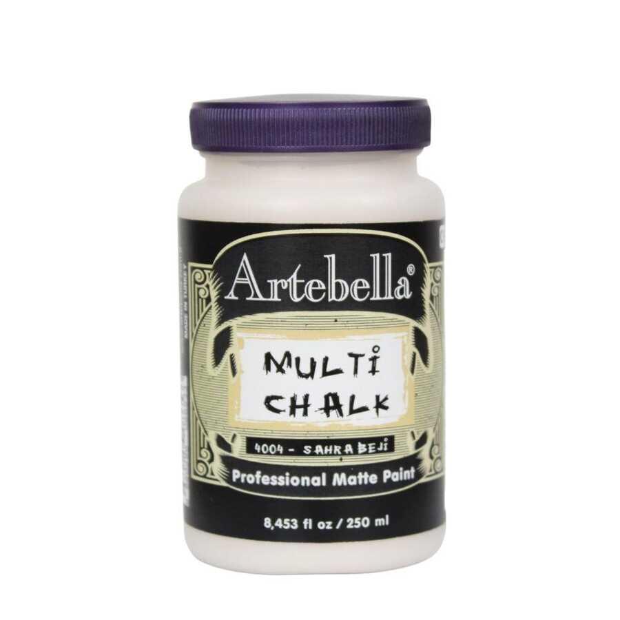 artebella multi chalk 4004250 sahra beji 250 ml 612564 15 B -Artebella Art & Craft Hobi ve Sanat Ürünleri