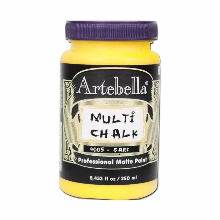 artebella multi chalk 4005250 sari 250 ml 612566 15 B -Artebella Art & Craft Hobi ve Sanat Ürünleri