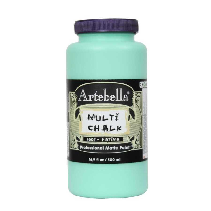 artebella multi chalk 4008500 patina 500 ml 612612 15 B -Artebella Art & Craft Hobi ve Sanat Ürünleri