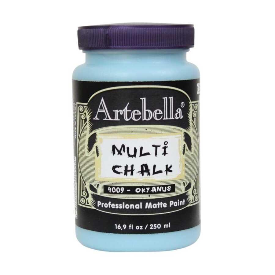 artebella multi chalk 4009250 okyanus 250 ml 612574 15 B -Artebella Art & Craft Hobi ve Sanat Ürünleri