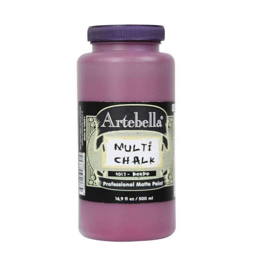 artebella multi chalk 4017500 bordro 500 ml 612628 15 B -Artebella Art & Craft Hobi ve Sanat Ürünleri