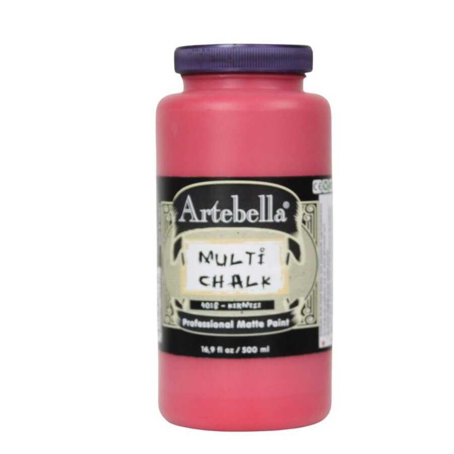 artebella multi chalk 4018500 kirmizi 500 ml 612630 15 B -Artebella Art & Craft Hobi ve Sanat Ürünleri