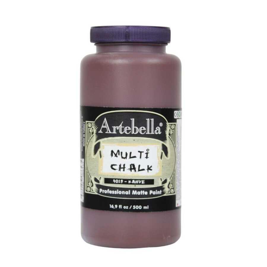 artebella multi chalk 4019500 kahverengi 500 ml 612632 15 B -Artebella Art & Craft Hobi ve Sanat Ürünleri